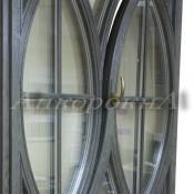 дизайнерские деревянные окна со стеклопакетом