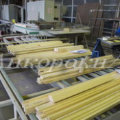 бруски для изготовления деревянных окон
