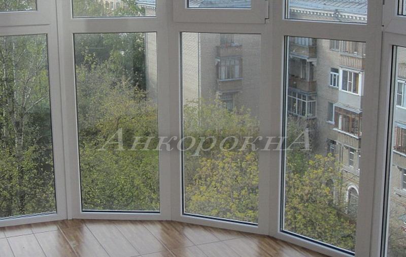 панорамные окна и балконы в спб