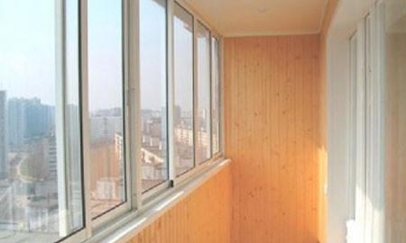 остекление балконов в спб