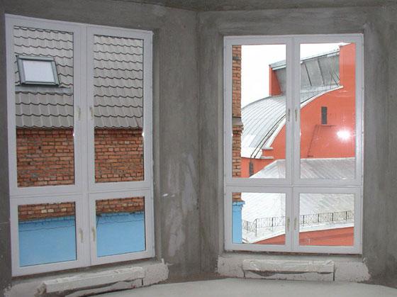 Пластиковые распашные окна для лоджий фото..