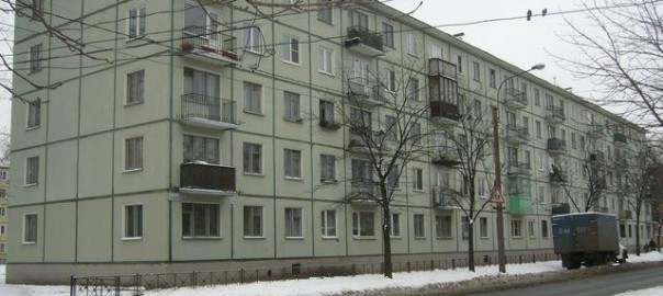 окна в 335 серию домов