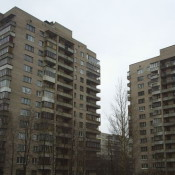 528 серия домов остекление