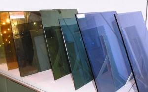 виды тонированных стекол для стеклопакетов