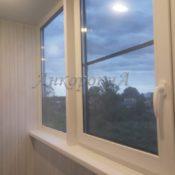 обшивка балкона фото19