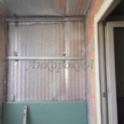 обшивка балкона фото6