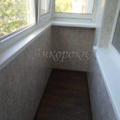обшивка балкона фото11