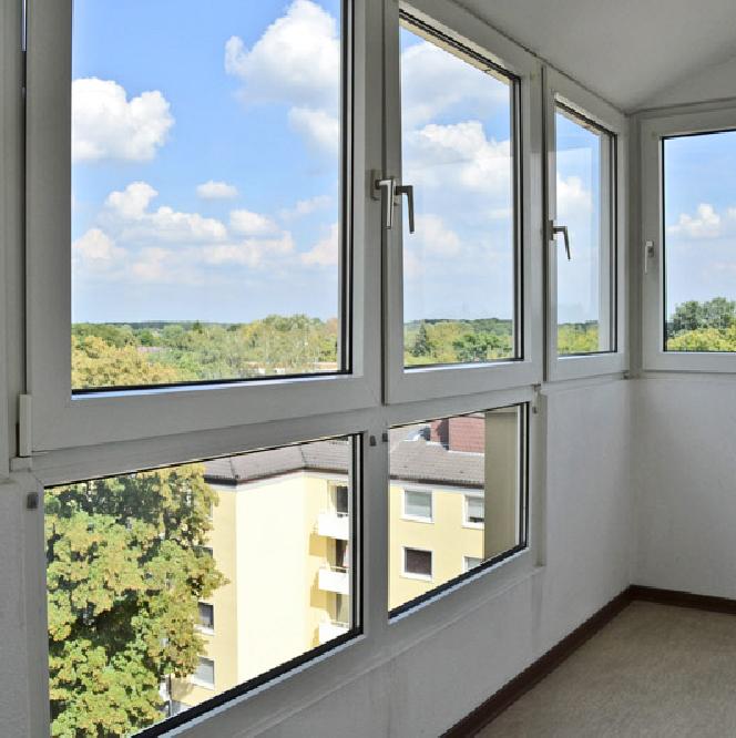 Теплое остекление балкона, лоджии, фасада, замена остекления.