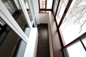 остекление лоджий и балконов евроокнами