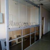 остекление офисов, стеклянные перегородки