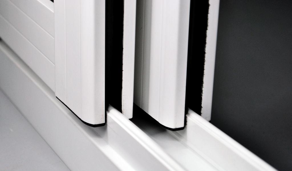 раздвижные алюминиевые окна питер