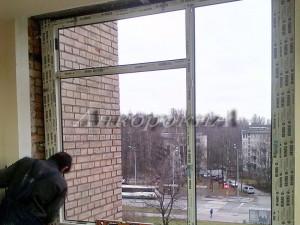 стеклопакет в офисное помещение недорого в Спб