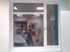 окна металлопластиковые в офис дешево спб