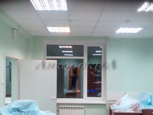 остекление офисных помещений в спб