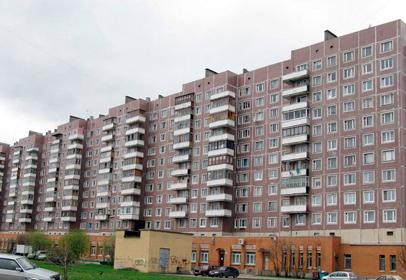 домах 504-Д серии окна
