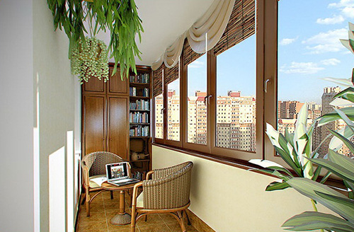 остекление балконов лоджий петербург
