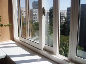 металлопластиковые окна слайдеры