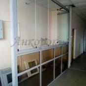 безрамное остекление в СПб офисы