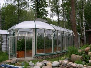 оконные конструкции зимних садов ленобласть