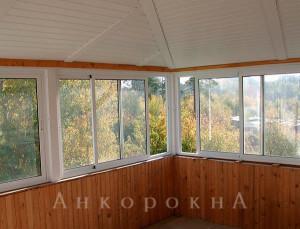 раздвижные окна для веранды петербург