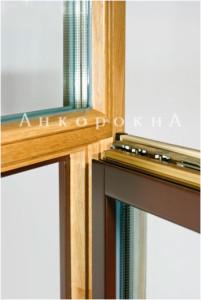 окраска окна в два цвета питер