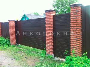 ворота с автоматическим открытиев ленинградская область