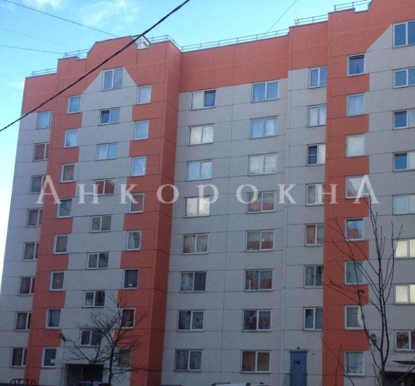 Окна в Красносельском районе Петербурга