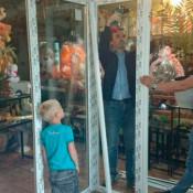 холодильные цветочные камеры из стекла от компании Анкорокна