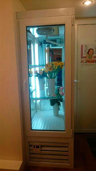готовые холодильные камеры фото