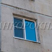 двустворчатые ПВХ окна от завода в новостройки в СПб