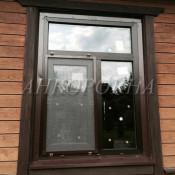 двустворчатые окна от завода в спб