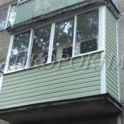 крыша для балкона в СПб