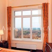 трехстворчатое пвх окно с форточками в питере