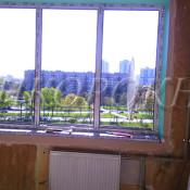 пвх окно 150 на 210 см - фото