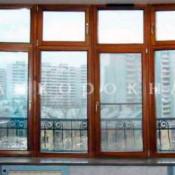 окна на лоджию и балкон - пластиковые, металлопластиковые в спб