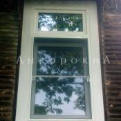 одностворчатые стеклопакеты в деревянные дома в ЛО