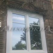 окна на дачу метеллопластиковые