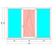 пластиковое окно в хрущевку в спб