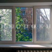 трехстворчатые окна от завода в спб