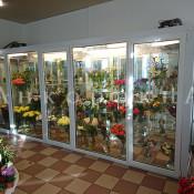 холодильная витрина на заказ в Петербурге