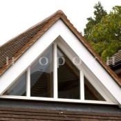 Чердачные окна из металлопластикового профиля