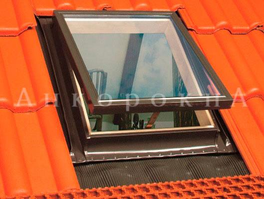 окно-люк на мансарду в СПб