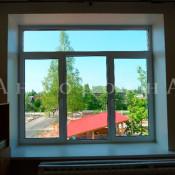 трехстворчатые окна в сталинку на заказ в спб