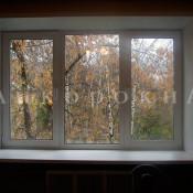 металлопластиковое окно в хрущевку в питере