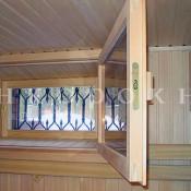 маленькие окна на дачу с установкой от производителя