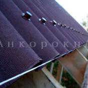 балконные крыши из ондулина в спб