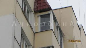 замена старого остекления лоджии на металлопластиковые окна в спб