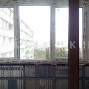 окна с профилем Рехау на балкон - фото