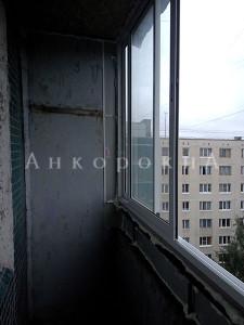 холодное остекление балконов и лоджий в спб - фото