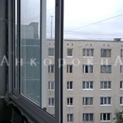 раздвижные окна на лоджию - фото